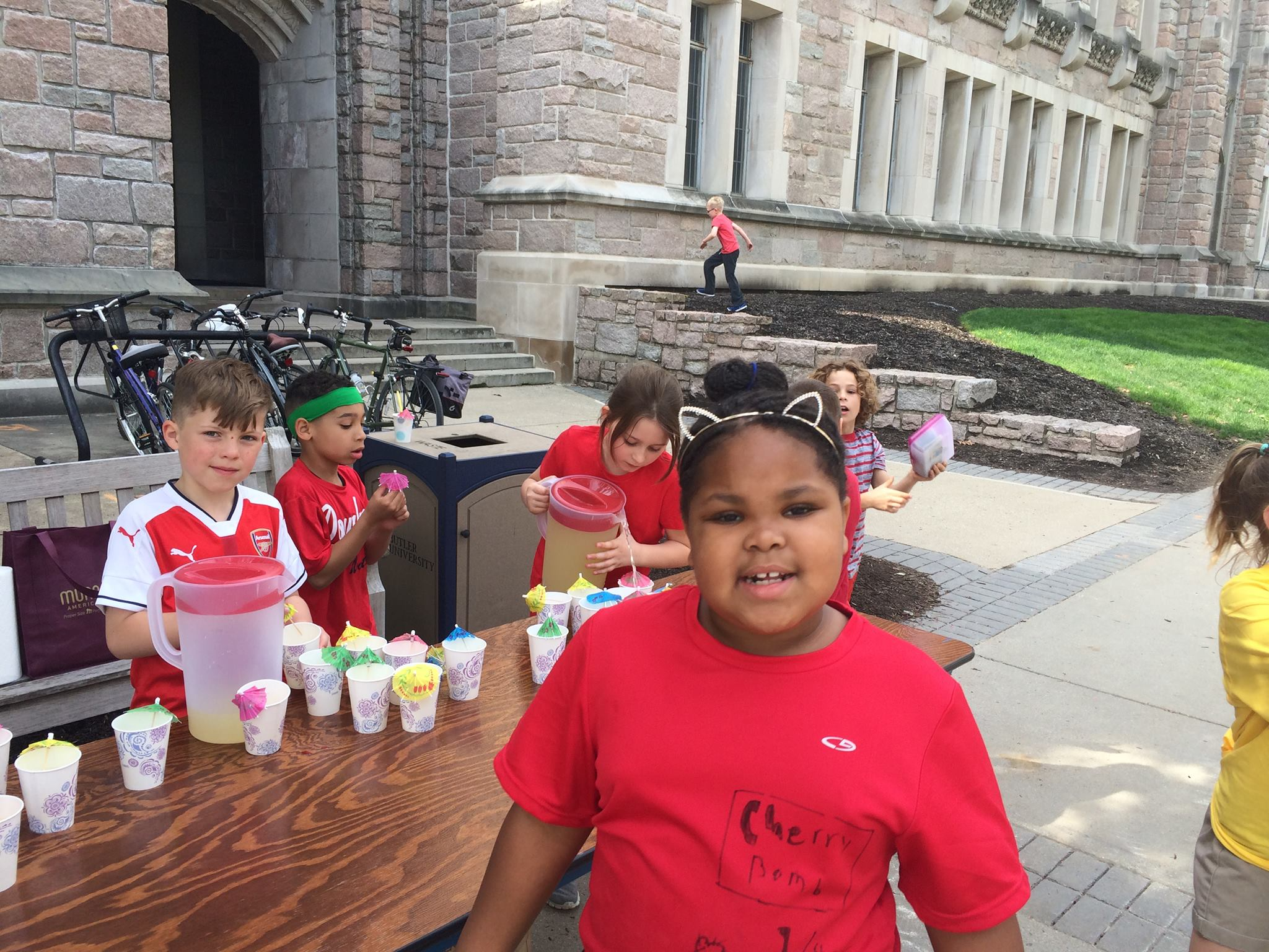 Butler Lab Schools Participating in Lemonade Day
