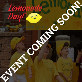 Lemonade Day Event Coming Soon