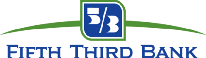 The logo of 5/3 Bank.