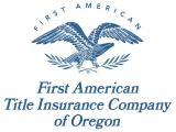 First American Title Insurance Company of Oregon